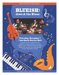 Blueish: Jews and the Blues